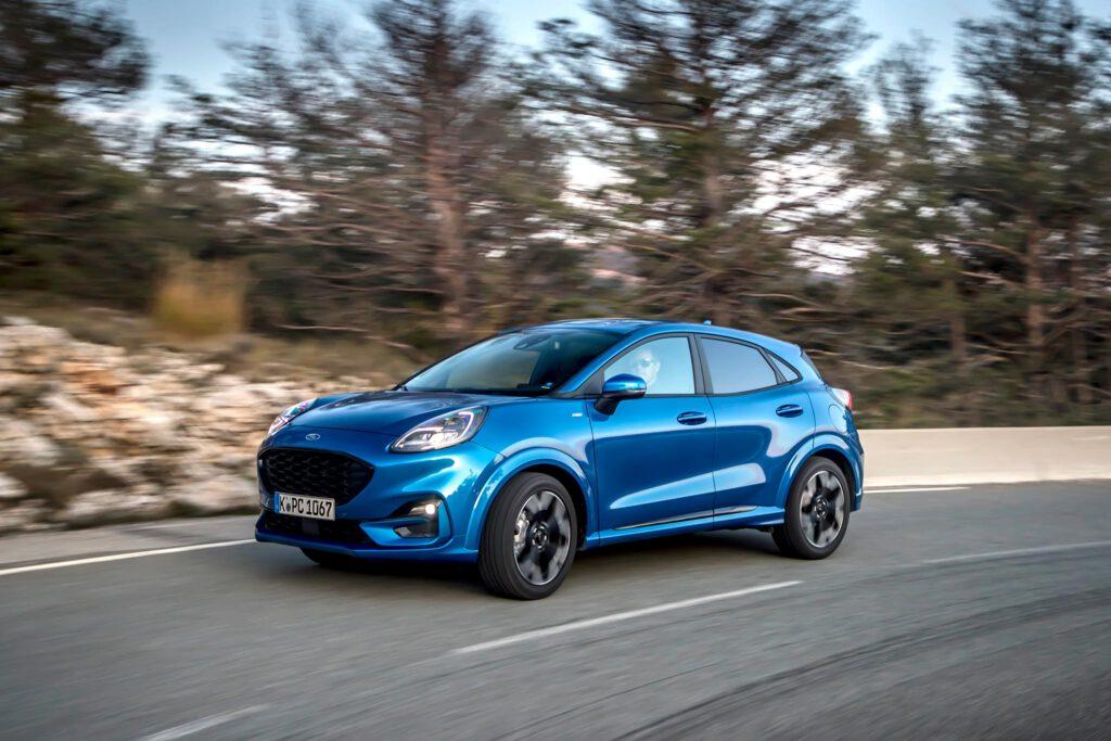 Ford Puma ist Design-Sieger seiner Klasse