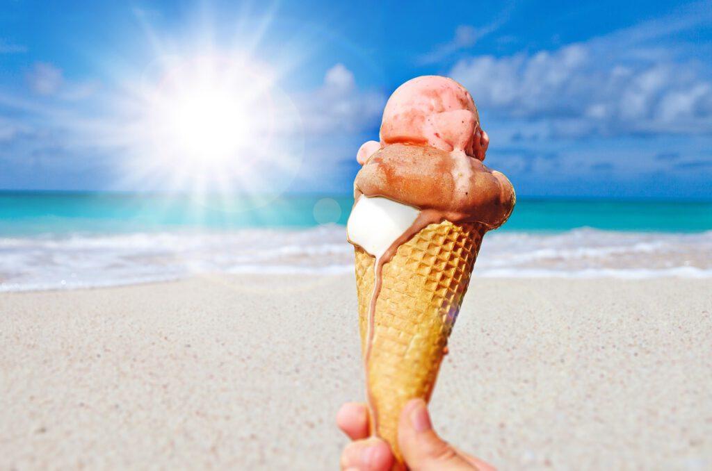 Sommerzeit ist Eiszeit. Doch Eis ist nicht gleich Eis